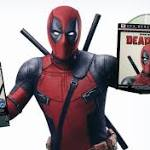 Deadpool DVD and Blu-ray Set to Arrive this May