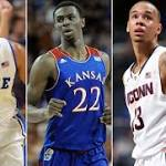 NBA Mock Draft 1.0: Lottery loaded with big names