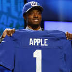 2016 NFL Draft: Giants get C for taking CB Eli Apple at No. 10