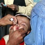 Police official guarding polio team killed