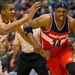 Washington Wizards Game 12 Review: Pierce leads Wiz over Bucks