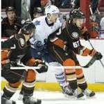 Final: Ducks 4, Maple Leafs 0