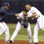 Rivera gives Rays walkoff win over Red Sox