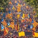 Catalonia is paying homage to brave Caledonia
