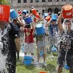 Jeter takes Ice Bucket Challenge, passes to Jordan