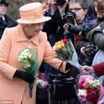EPHRAIM HARDCASTLE: Despite changes at the palace, the Queen is still the ...