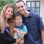Widow of American teacher forgives attackers who killed her husband in Libya