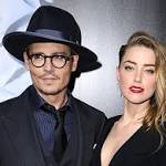 Johnny Depp, Fiancee Amber Heard Enjoy Rustic Engagement Party: Get the ...