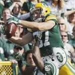 Packers take 31-24 win in wild one against the Jets