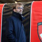 Jurgen Klopp: Liverpool's loss to Bournemouth not down to bad attitude