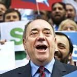 Alex Salmond: a solitary man, a singular vision