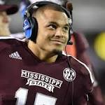 Mississippi State QB is suing over T-shirts to avoid crazy NCAA violation