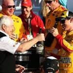 Penske: Logano's Daytona 500 win 'a big deal for Ford'
