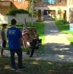 Univ. of Florida frat closed over veteran-abuse accusations