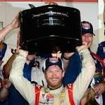 Auto Racing Capsules: Earnhardt still embarrassed over Talladega finish