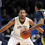 Wolverines overcome turnovers, use sharp shooting to top Penn State