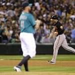 Orioles take 4-3 loss to Mariners as O's get only three hits while Bud Norris ...