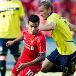Brondby 2 Liverpool 1: Reds suffer opening pre-season defeat