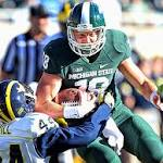 Grading the Spartans: Ohio State's speed, scheme overwhelmed Michigan State