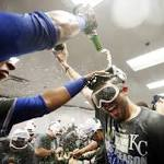 After clinching playoff spot, Royals look ahead