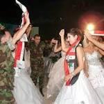 Syria rivals engage in propaganda warfare