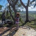 Aid agencies begin flights to outer islands of Vanuatu
