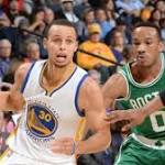Stephen Curry, Klay Thompson lead Warriors to 19th straight home win