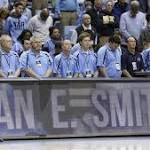 ACC night in review: North Carolina goes Four Corners to open game in honor ...