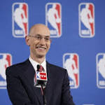 NBA commissioner makes short work of Sterling issue