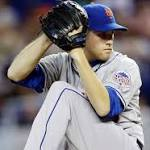 On anniversary of Mets only no-hitter, Collin McHugh is roughed up by Marlins