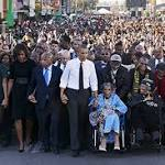 Remarks of President Barack Obama– Selma, Alabama; 50th Anniversary March ...