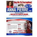 North Miami mayoral candidate touts endorsement from Jesus