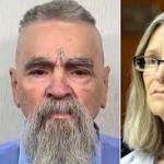 Charlie lashed out at Manson family parolee in letters