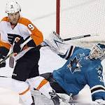 Flyers win in San Jose for the first time since 1999
