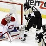 NHL game roundup: Canadiens atop Eastern Conference