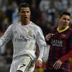 Messi & Cristiano Ronaldo nominated for FIFPro World XI