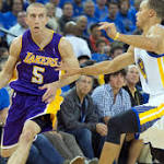 NBA Trades: Spencer Hawes To Cavs, Lakers Trade Steve Blake