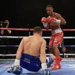 Kell Brook beats Jo Jo Dan to defend IBF welterweight title - and wants Amir ...