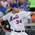 Syndergaard whiffs 11, Flores and Mets rout Pirates 11-2 (Jun 16, 2016)