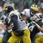 Michigan State's defense rolls Michigan; more midday Week 10 Snap Judgments