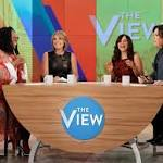 ABC News takes over 'The View' as ratings dwindle