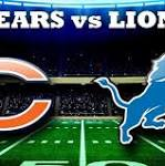 Lions host Bears, aiming for 5th straight win and 7th in 8
