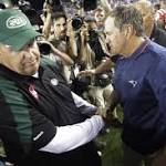 Patriots must gear up for Jets' running game