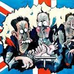 ANDREW PIERCE: Bungling trio who almost blew the UK apart