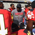 Terps 'mutually agree to part ways' with DC Brian Stewart