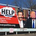 New Ads Popping Up In New Jersey Hit Chris Christie For Backing Trump