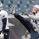 Patriots Notebook: Brandon LaFell came in caught up
