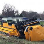 Indiana town grateful all survived basketball team bus crash