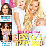 Jessica Simpson gives a first look at 2-month-old son Ace
