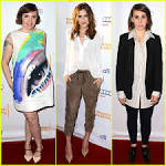 Lena Dunham & Allison Williams: An Evening with the Cast of 'Girls'!